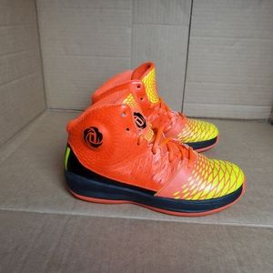 Adidas Youth D Rose Solar Basketball Sneakers